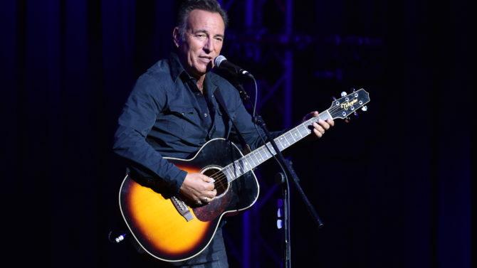 Bruce Springsteen prepara su autobiografía