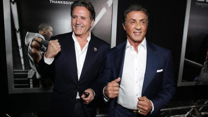 Hermano de Sylvester Stallone ataca a