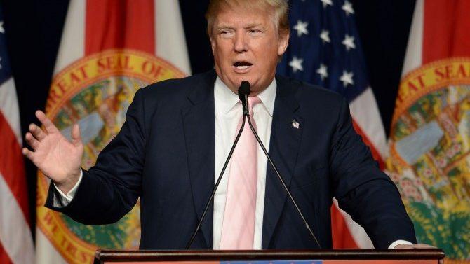 Donald Trump Nominated For Nobel Peace