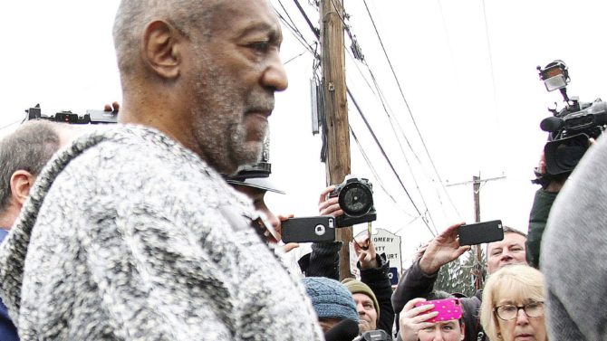 Bill Cosby regresa a la corte