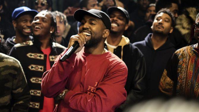 Kanye West anuncia nuevo disco y