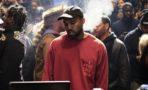 Pusha T, Kid Cudi, Kanye West,