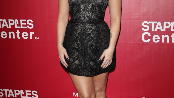 Demi Lovato aclara sus comentarios sobre