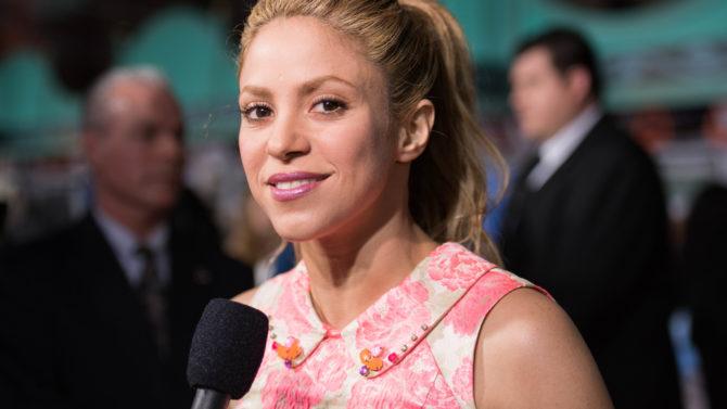 Shakira dice por qué pidió que