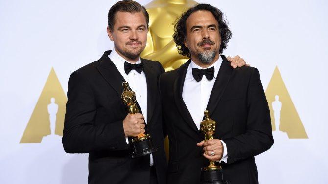 ista de ganadores del Oscar 2016