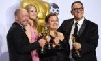 El Vaticano celebra Oscar de 'Spotlight'