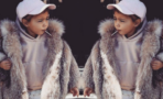 North West, hija de Kim Kardashian,
