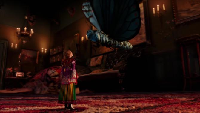 Nuevo tráiler de 'Alice Through the