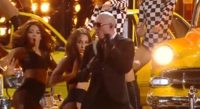 Premio Lo Nuestro 2016: Pitbull y
