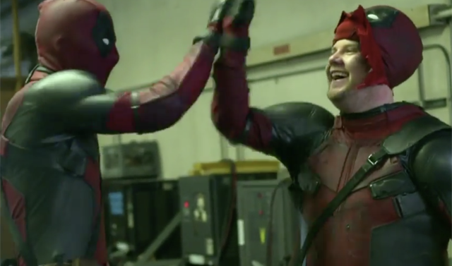 James Corden Deadpool