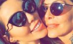 Alejandra Guzmán y su hija muestran