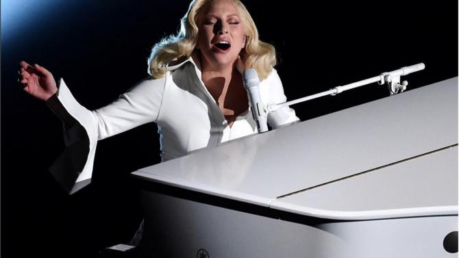 Oscar 2016: Lady Gaga protagoniza el