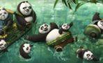 'Kung Fu Panda 3' lidera la