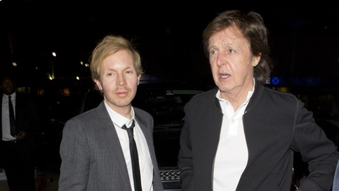 Paul McCartney and Beck, Denied Entry