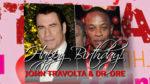 John Travolta y Dr. Dre