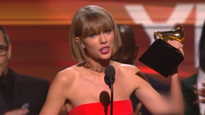 Video de Discurso de Taylor Swift