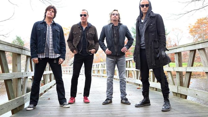Stone Temple Pilots Search for New