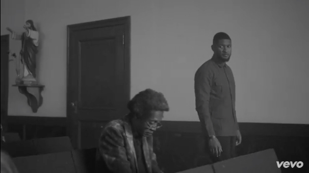 Video de Chains Usher y Nas