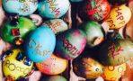 Los famosos celebran las Pascuas en