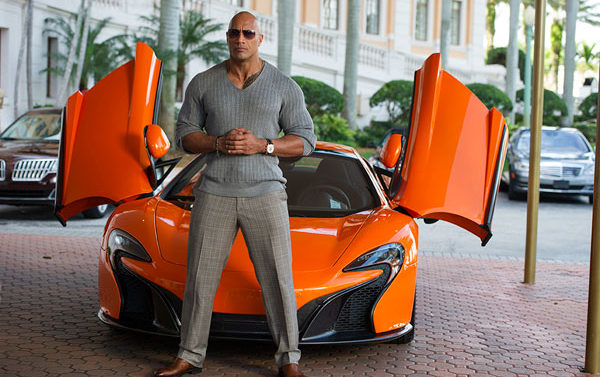 Dwayne Johnson, Mark Wahlberg Sued for