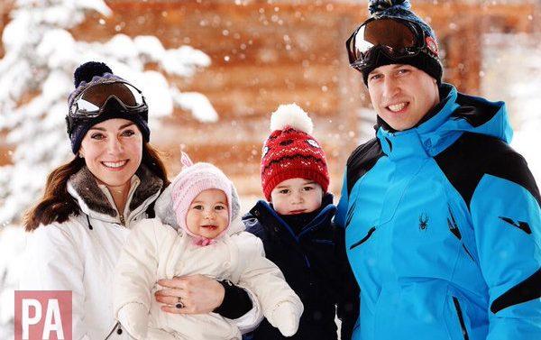 William y Kate comparten nuevas fotos