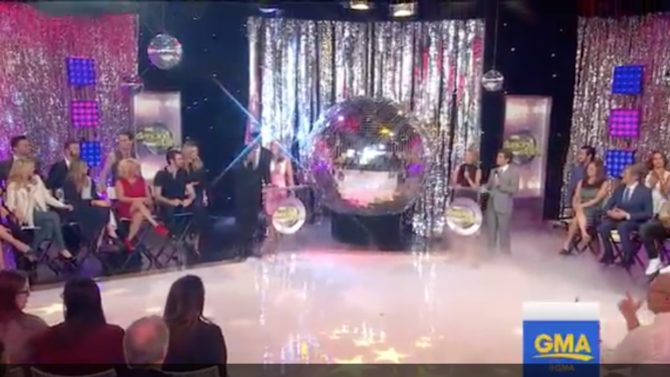 Famosos en Dancing with the Stars
