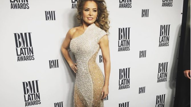 Gloria Trevi live streaming BMI Latin
