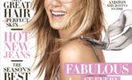 Jennifer Aniston en la portada de