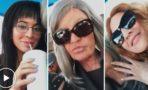 Khloé Kardashian, Kendall y Kylie Jenner