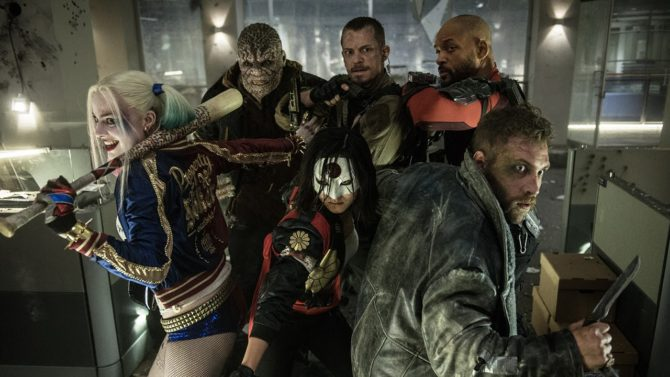 New 'Suicide Squad' Trailer Shows Off