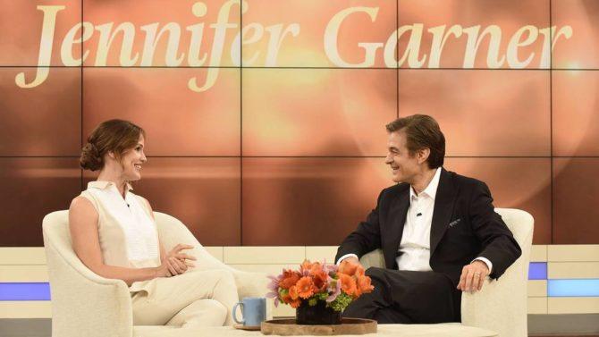 Jennifer Garner dice que su hijo
