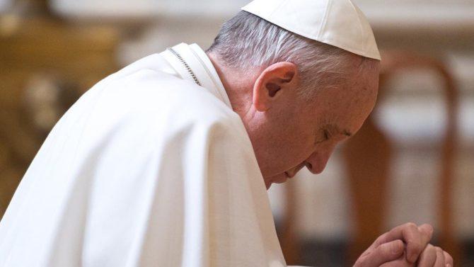 El Papa Francisco comparte su primera