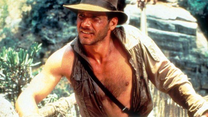 Harrison Ford y Steven Spielberg trabajarán
