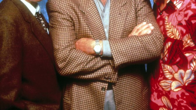 Muere Joe Santos, actor de 'The