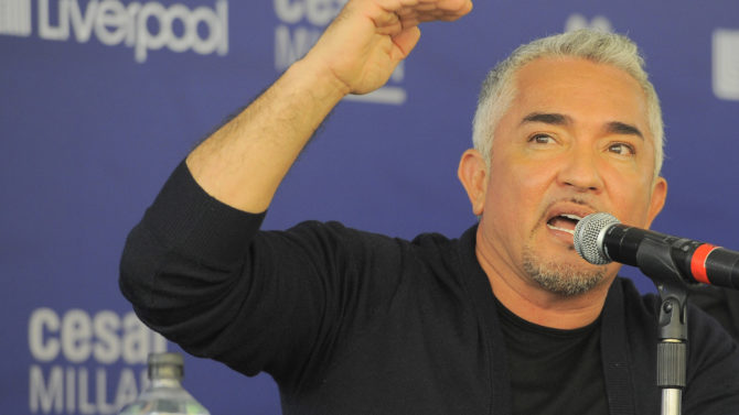 Cesar Millan, 'The Dog Whisperer', bajo