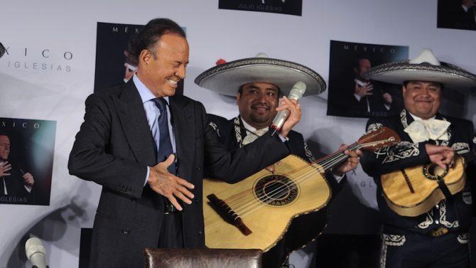 Julio Iglesias cancela concierto en Puerto