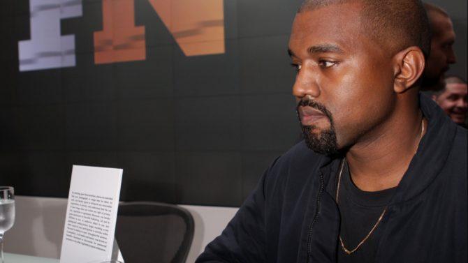 Kanye West revela su canción favorita