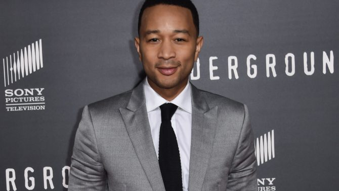 John Legend tilda a Donald Trump