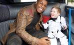 John Boyega concede deseo de niño