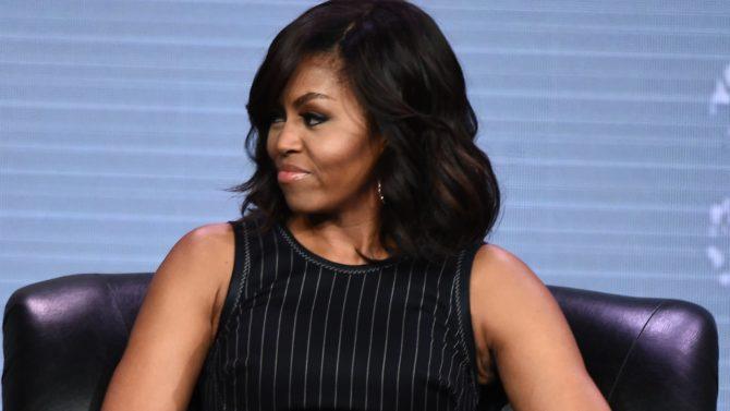 ¿Es Michelle Obama un fenómeno de