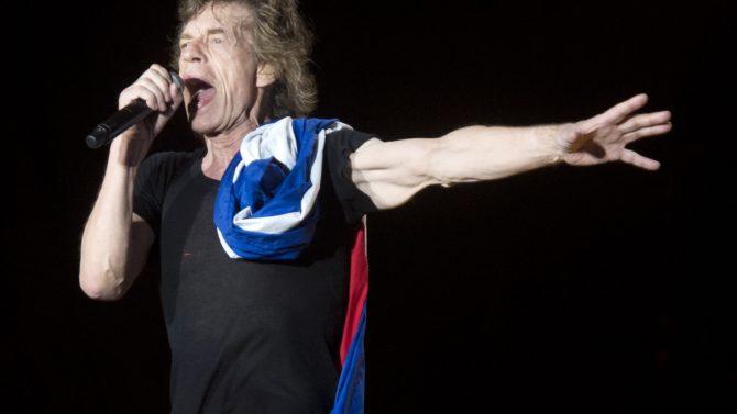 The Rolling Stones se presenta en