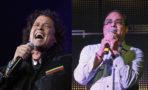 Carlos Vives y Gilberto Santa Rosa
