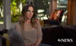 Kate del Castillo habla en televisión