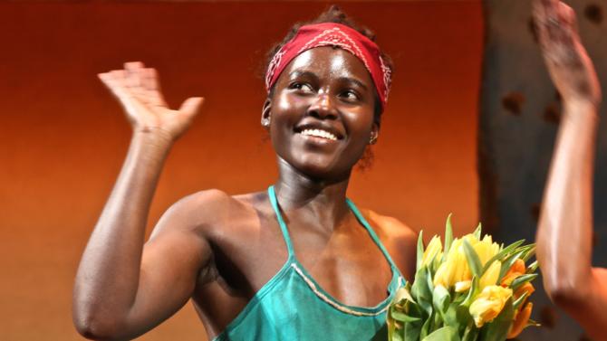 Lupita Nyong'o regresa a Broadway