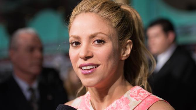 Shakira lanza aplicación para padres 'Grow