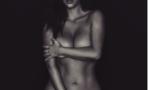 Foto de Kim Kardashian desnuda en