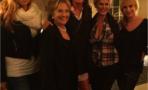 Caitlyn Jenner se reúne con Hillary