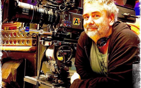 El cineasta Luc Besson publica la