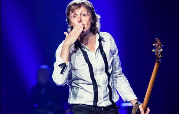 Paul McCartney actuará en 'Pirates of