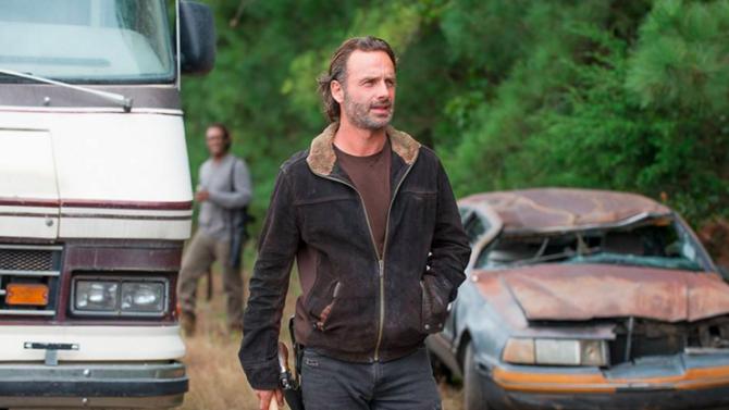 'The Walking Dead' revela a Neagan